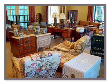 Estate Sales - Caring Transitions of Pontotoc, Union, and Lee County